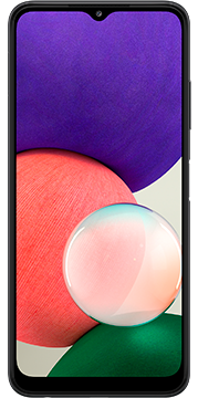 Samsung Galaxy A22 bij Ben